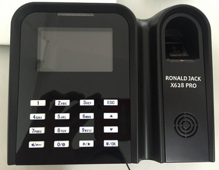 Máy chấm công Ronald Jack X628 Pro