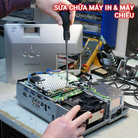 Sửa máy in máy chiếu tại hồ chí minh